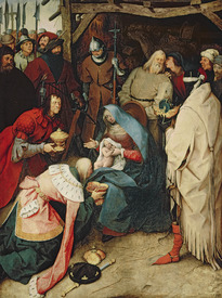Bild-Nr: 31002827 The Adoration of the Kings, 1564 Erstellt von: Bruegel, Pieter the Elder