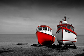 Red boats/10570638