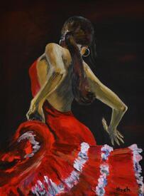 Flamenco/10736645