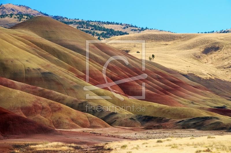 painted hills als k chenspiegel von klippser erh ltlich b. Black Bedroom Furniture Sets. Home Design Ideas