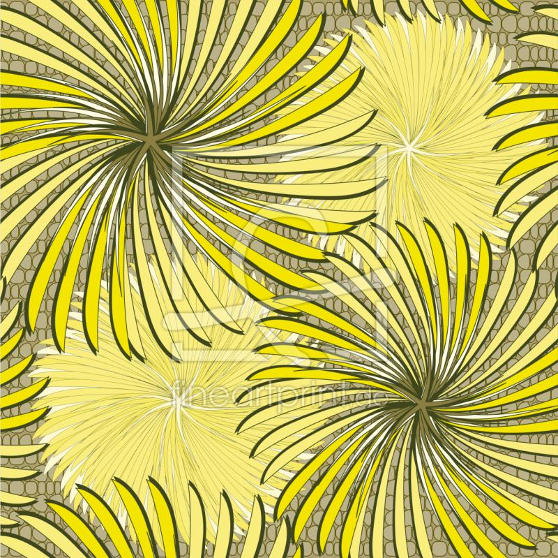 radschlagen in gelb als tapete von patterndesigns com. Black Bedroom Furniture Sets. Home Design Ideas