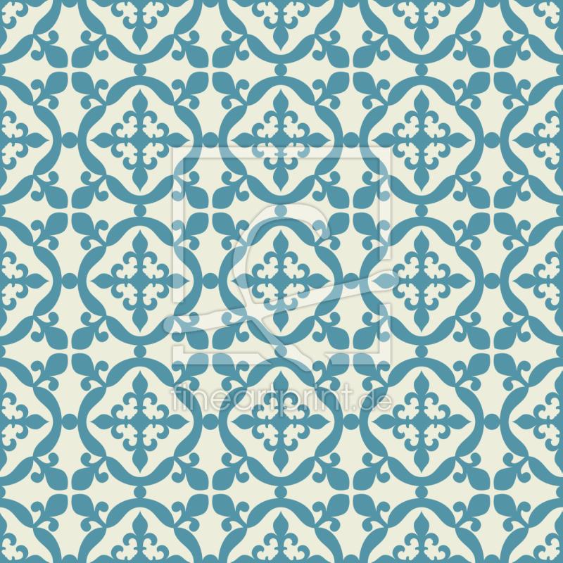 maurische fliesen als tapete von patterndesigns com e. Black Bedroom Furniture Sets. Home Design Ideas
