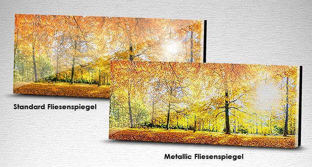 Küchenspiegel mit fototapete  FineArtPrint - Die Qualität macht den Unterschied!