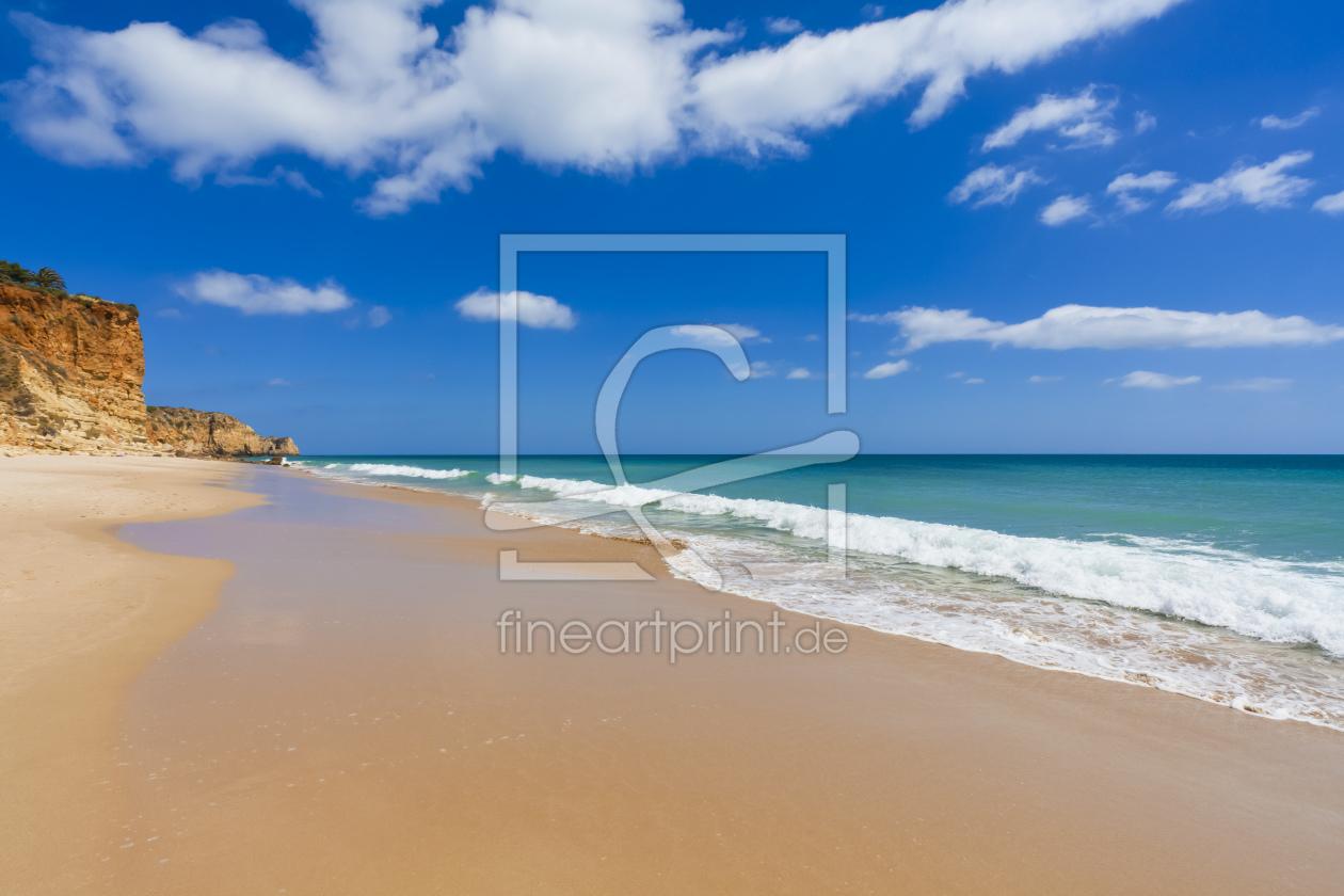 strand am meer als leinwand von dieterich erh ltlic. Black Bedroom Furniture Sets. Home Design Ideas