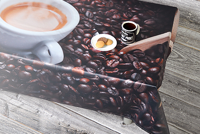 Tablecloth with picture of your choice at low prices